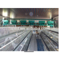 automatic poultry raising system layer cage