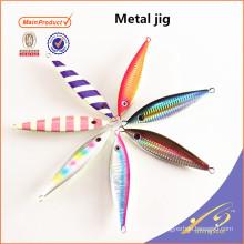 MJL054 Appât artificiel vitesse plomb lent pas gigue métal pêche leurres