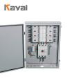 Hochwertige 8-Wege-Anschlussdose Kostenlose Probe Wechselstrom-Kombinierer-Panel-PV-Kombinationsbox