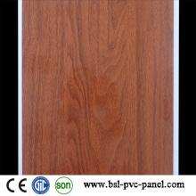 Painel de parede de PVC de PVC de PVC do teto do PVC da madeira do projeto dos painéis de PVC do Hotstamp