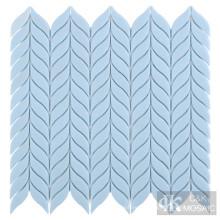 Glasmosaikfliesen für Schwimmbad