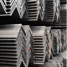 Barra angular de acero galvanizado