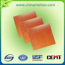 Эпоксидные стеклопластиковые ламинированные листовые изоляционные материалы