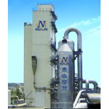 Кислород / азот установки разделения воздуха машины жидкого азота