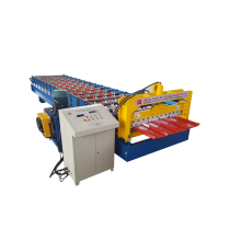 Mesin Pembuat Shingle Roll-Forming Machine