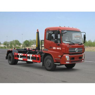 Dongfeng 10CBM Hook Garbage Truck For Sale