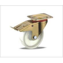 Roda giratória com rodas PP
