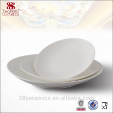 "Set de vajilla de Navidad, 12 ""platos de la cena, vajilla de porcelana china"