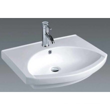 Bathroom Ceramic Vanity Basin Cabinet Basin (K60)