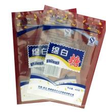 Saco De Açúcar Branco / Três Lados Saco De Açúcar Selado / Saco De Janela Transparente