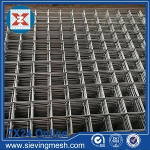 Galvanisierter geschweißter Maschendraht-China-Hersteller