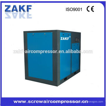 30KW 40HP electric silent screw air compressor from chinese supplier