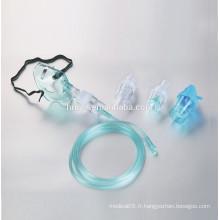 Masque clinique nébuliseur