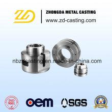 Bearbeitung von Aluminium mit Stanzen für Textilausrüstung