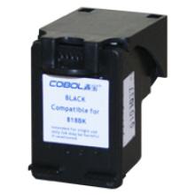 Cartucho de inyección de tinta compatible 818 Bk