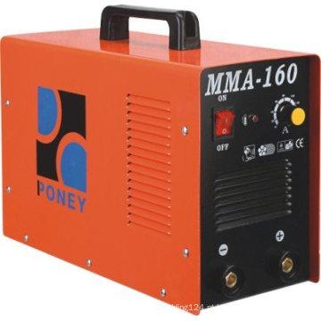 MMA DC inversor máquina de soldadura mosfet tecnologia MMA-160/200