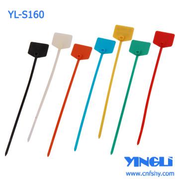 Marcador de cabo ajustável de plástico