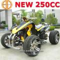 Presagia nuevas 250cc EEC ATV para el deporte