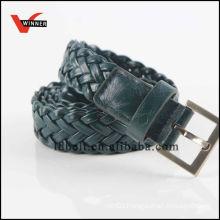 2014 Fashion Men Jeans PU Belt