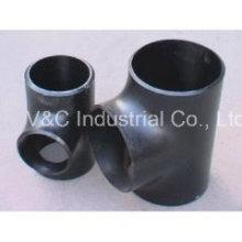 Carbon Steel Seamless Straight Tee