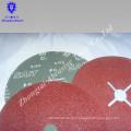 Discos abrasivos de película de disco de fibra de óxido de aluminio para moler
