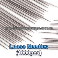 Agujas sueltas médicas del tatuaje del acero inoxidable 316 (0.25mm-0.40mm) Material de alta calidad