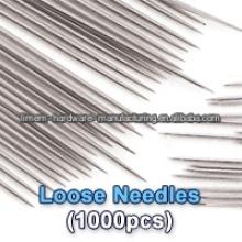 Aiguilles lâches médicales de tatouage d'acier inoxydable 316 (0.25mm-0.40mm) Matériel de haute qualité