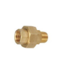 Female & Male Brass Union of Brass Pipe Fitting