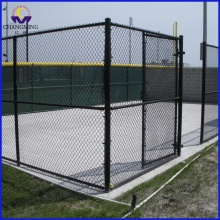Vinyl coated chain link fences package kits 4ft- 12ft