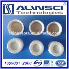 Septa ptfe silicone septum 22mm dia 3mm para o frasco EPA VOA