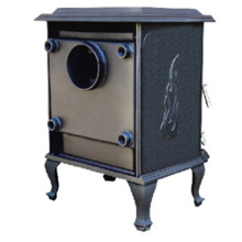 Wood Burning Stove (FIPA035B) Room Heater Solid Fuel Stove