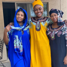 100% Cotton Africa Women's Clothing