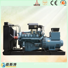 125kVA Weichai Duetz Engine Brushless Alternator Power Generator Sets
