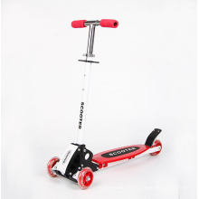2017 Kinder Kind Blinkrad Push Kick Scooter