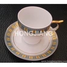 Cup & Saucer (HJ021001)