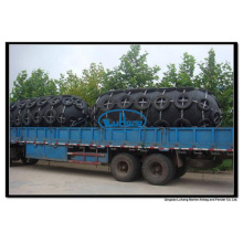 Diameter 2500mm x Length 5500mm Pneumatic Fender