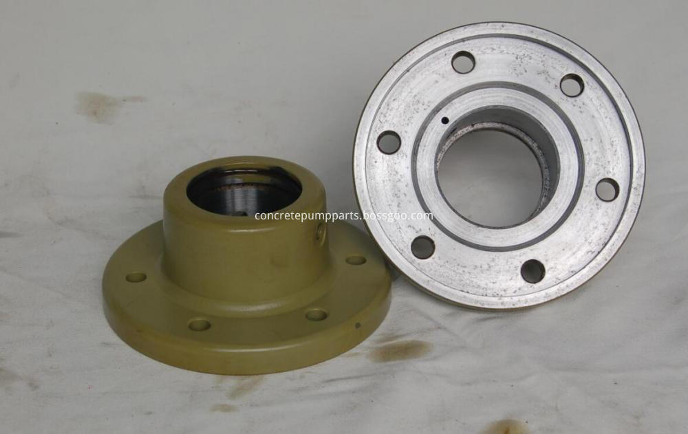Mixing Flange
