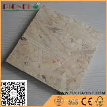 Linyi 18mm OSB Platte mit konkurrenzfähigem Preis für Möbel