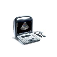 L'échographie vétérinaire animal n/b noir blanc Doppler portable vétérinaire (A6V)