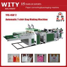 2015 Automatische biologisch abbaubare Plastikbeutelherstellungsmaschine