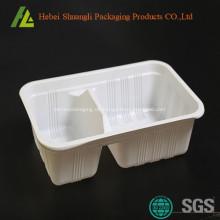 umweltfreundliche biologisch abbaubare Platte