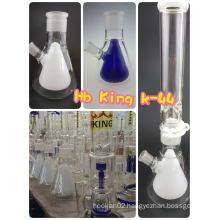 2016 New Glass Model Hb-K44 Detachable Glass Smokin Pipe Ice Notch Percolator Water Pipe