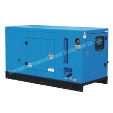 Sistema de generador diesel del motor de 81.6kw espera, CUMMINS