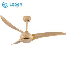 Ventilateur de plafond électrique LEDER de chevet