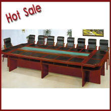 general use 4.8m wooden meeting table