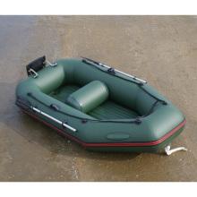 Kit de barco inflável esportivo de 10 pés na água