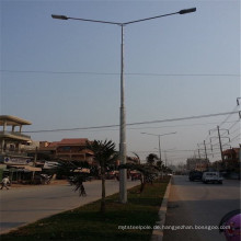 Falten 9m Street Lighting Pole mit CE ISO Zertifikat