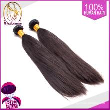 Tecer cabelo humano perfeito dourado, 7a série cabelo virgem fornecedor por atacado