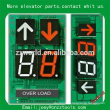 Elevador Display de matriz de pote Slim Montagem de parede Elevador comercial Lcd Publicidade Exibição de elevador de exibição