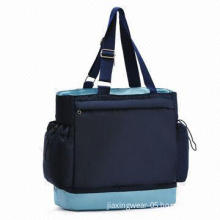 Elegant Multifunctional Baby Diaper Bag, Easy and Comfortable to Carry, OEM Orders Accepted